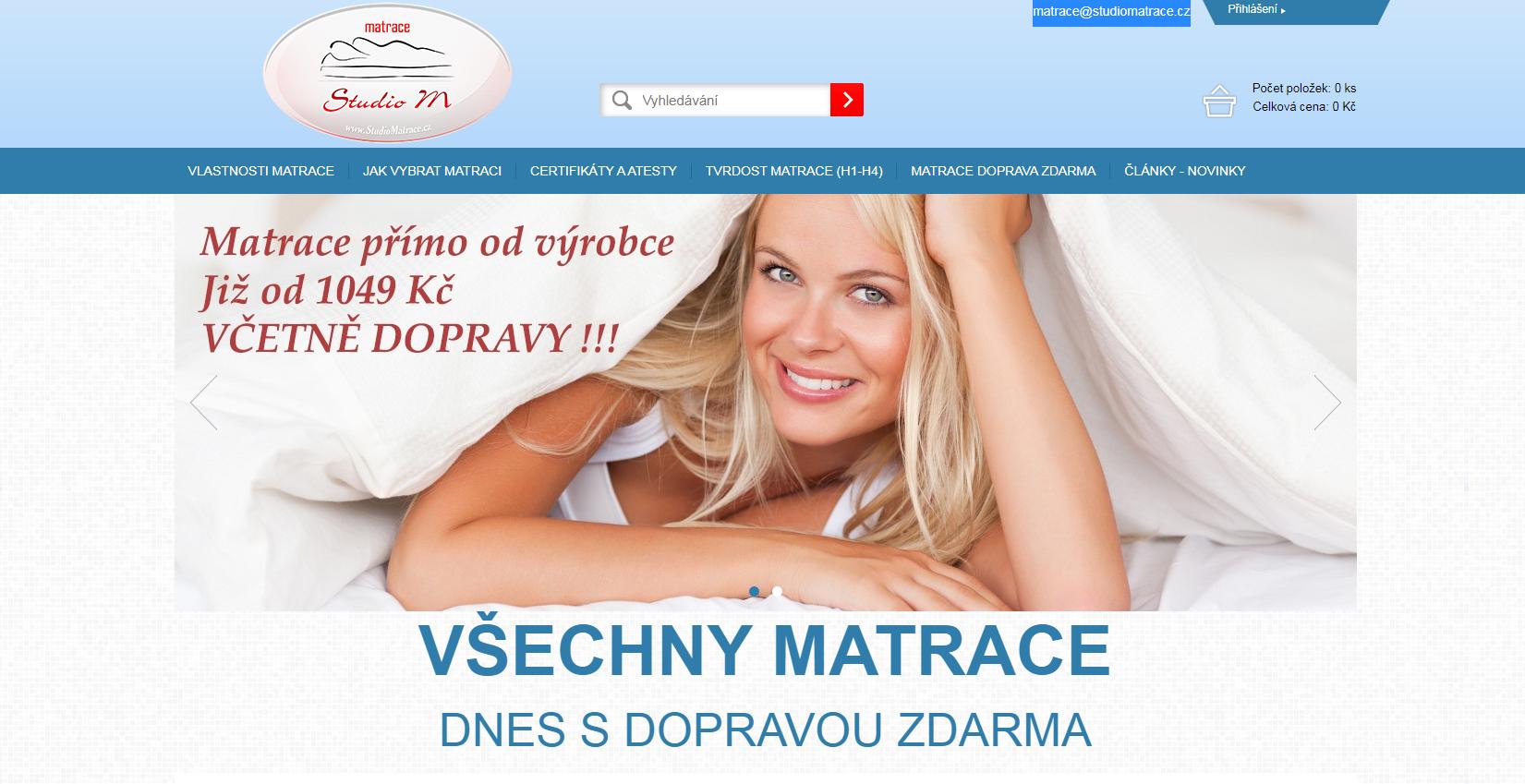 Sklep internetowy Czechy