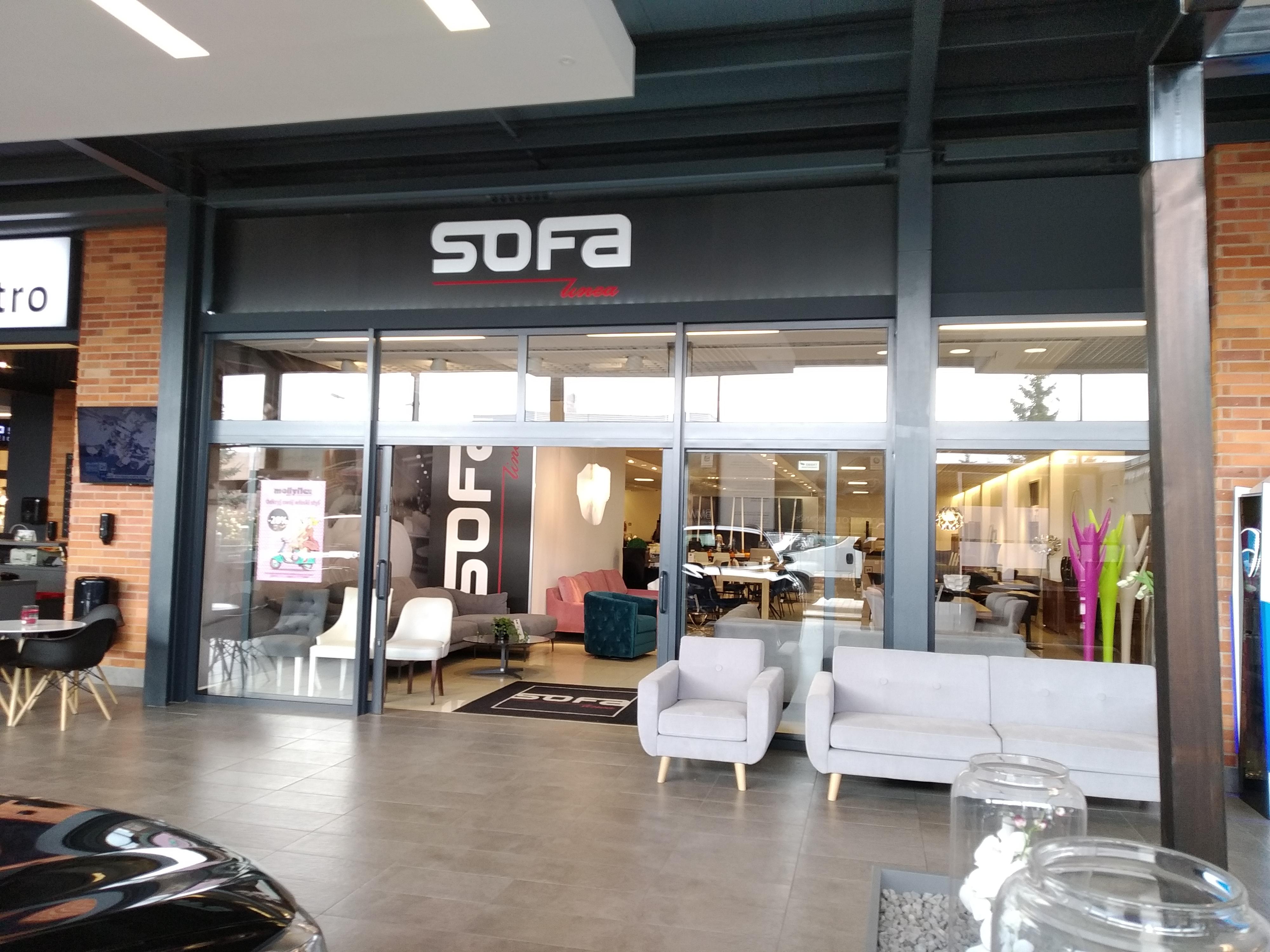 Salon meblowy SOFA-LINEA Gliwice