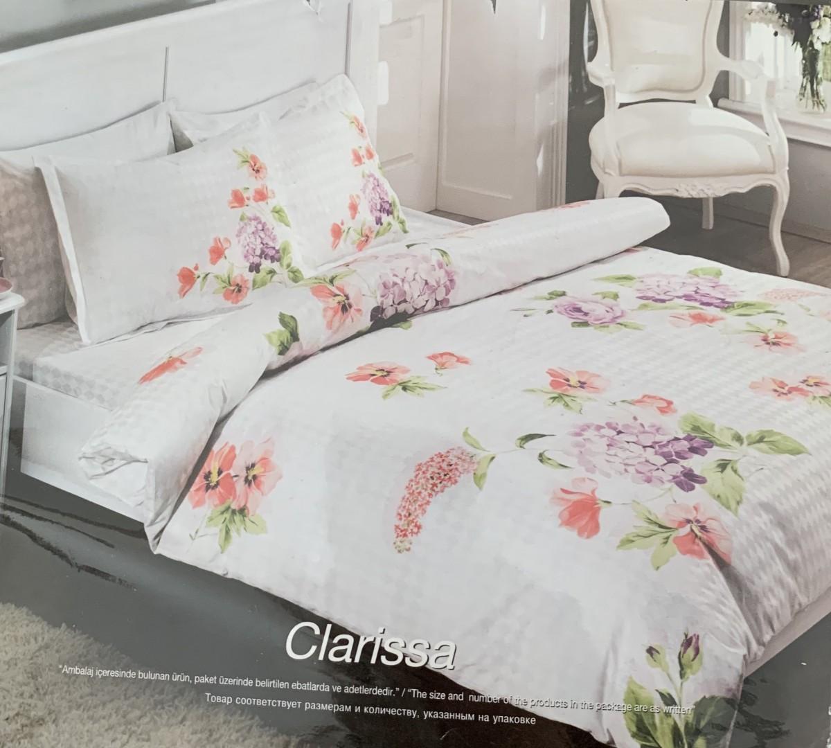Komplet pościeli Percale Clarisse 200x220cm