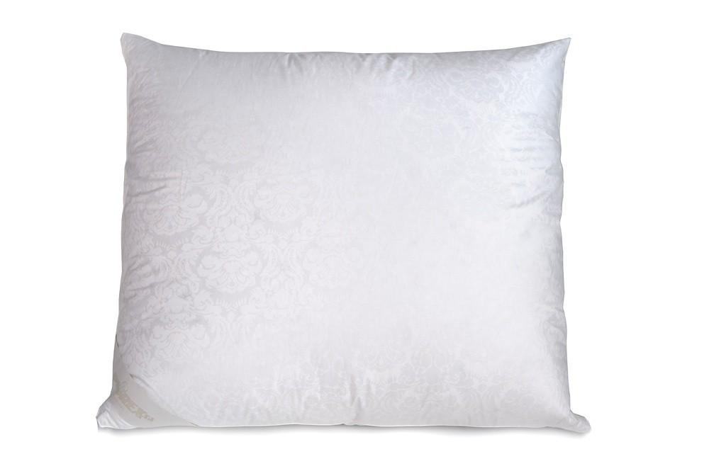 Poduszka puchowa White Flower trzykomorowa